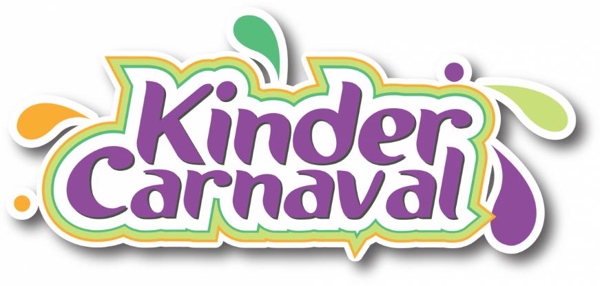 Kindercarnaval, woensdag 1 maart!